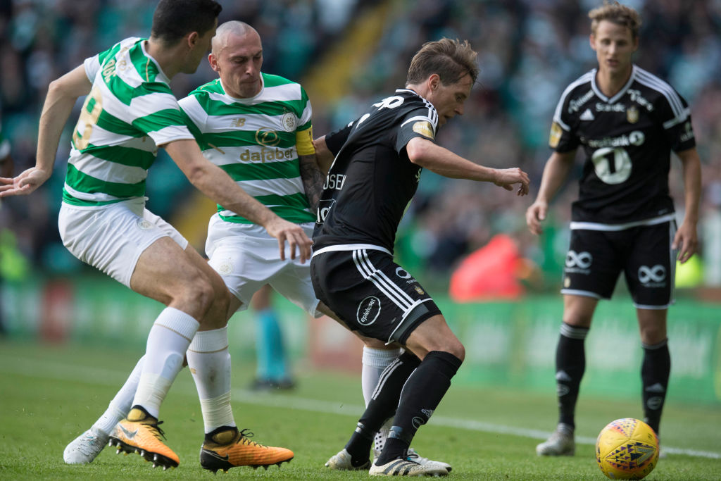 Rosenborg vs Celtic TV channel, kick-off time, date and odds for Champions League qualifier