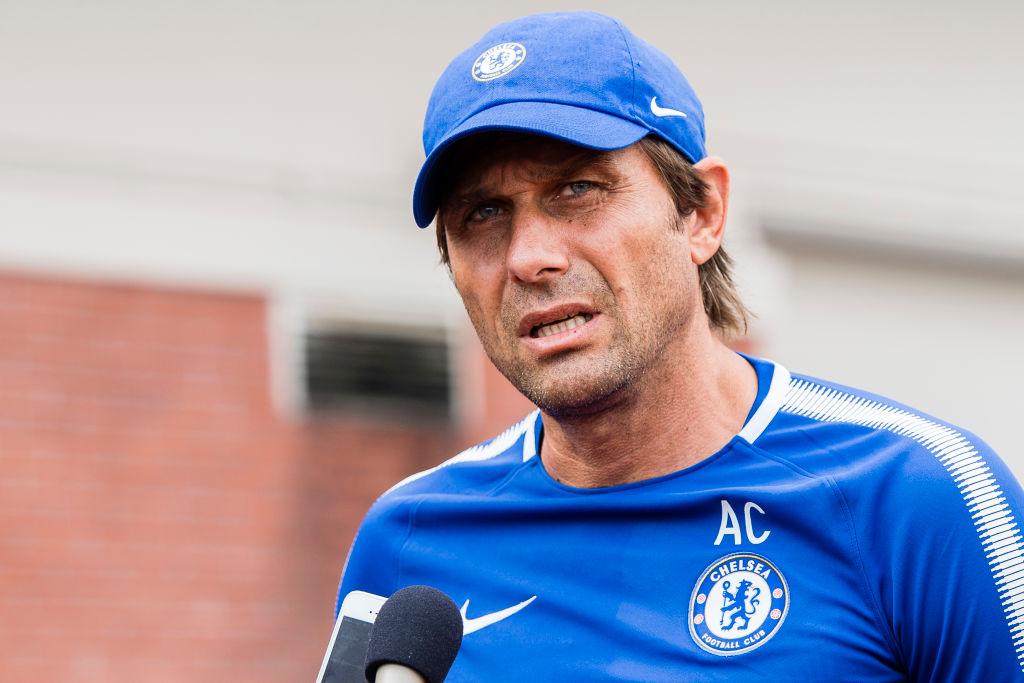 Chelsea's Antonio Conte provides Eden Hazard and Tiemoue Bakayoko injury updates