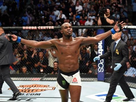 Emotional Jon Jones stops Daniel Cormier at UFC 214 to reclaim title