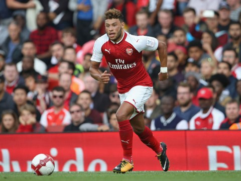 Fans beg Arsenal to give Alex Oxlade-Chamberlain a new contract after Emirates Cup display