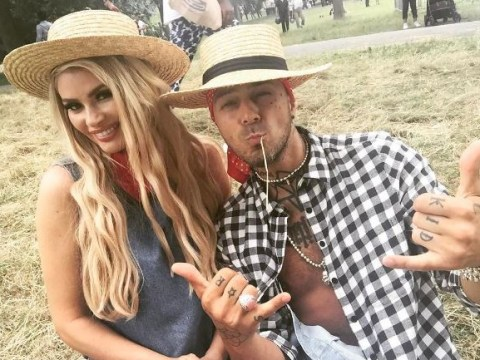 Towie's Chloe Sims reveals she's secretly been dating Abz from 5ive