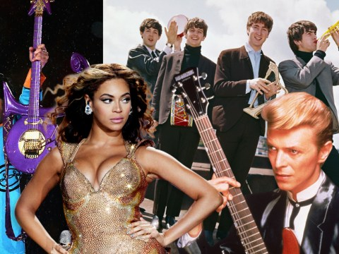 Elvis? Bowie? Madonna? What your favourite music icon says about you