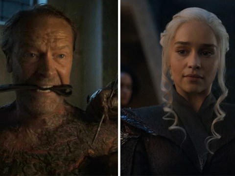 This is what Jorah's letter to Daenerys on Game Of Thrones actually said