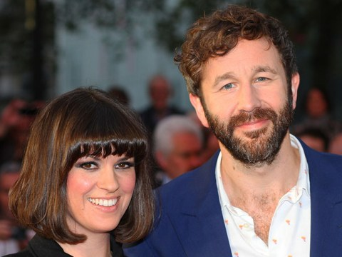 Dawn O'Porter and Chris O'Dowd welcome second son, 'chirpy little chap' Valentine