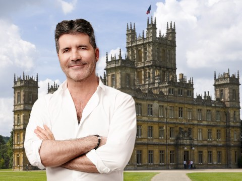 Downtown Abbey to be given the X Factor if bosses decide to use Highclere Castle for the judges' houses
