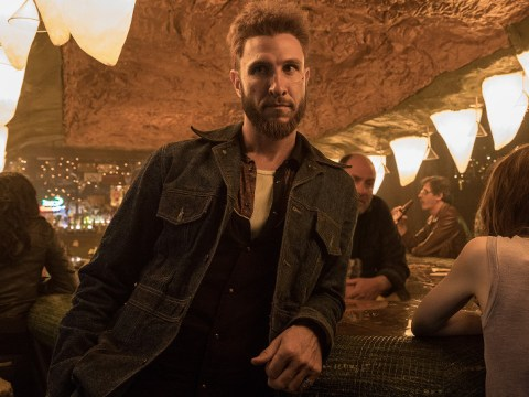 American Gods' Pablo Schreiber on head-splitting fight scenes and Mad Sweeney's future in season 2