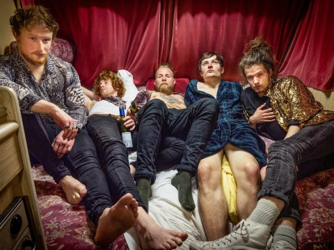 Avalanche Party are leading the charge of new indie bands from the North