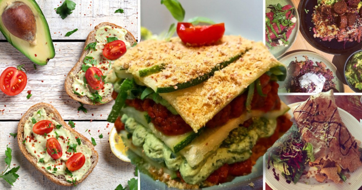 10 great places for vegan brunch in London