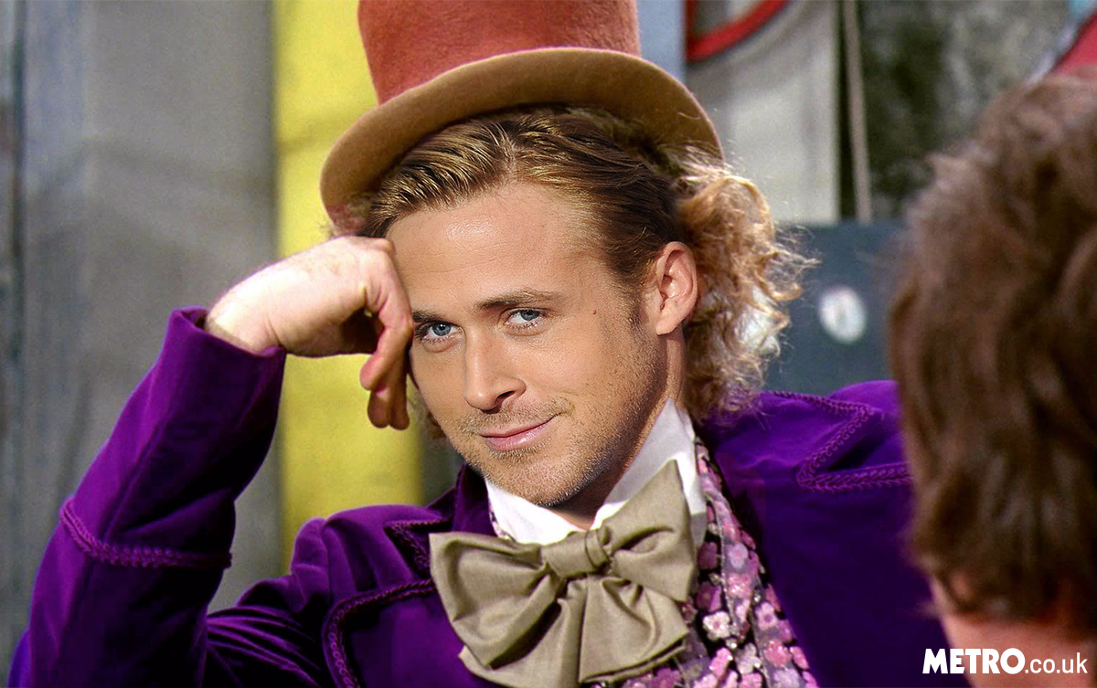 Ryan Gosling reportedly 'interested' in lead role for Willy Wonka reboot