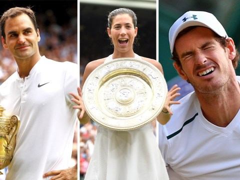 Who won and who flopped at Wimbledon as the 2017 champions are crowned