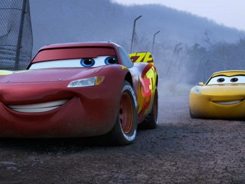 Owen Wilson admits Lightning McQueen is his 'favourite character'