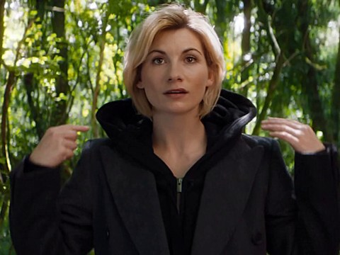 Jodie Whittakerhas been named as the new Doctor Who