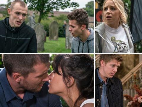 Killer crash, Emma confesses and shooting: 10 big Emmerdale spoilers revealed