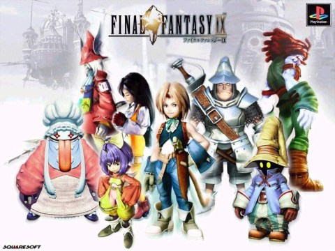 Final Fantasy IX, Zone Of The Enders VR, and Dragon's Crown coming to PS4