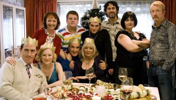 Larry Lamb reckons a Gavin and Stacey film is a 'distinct possibility'