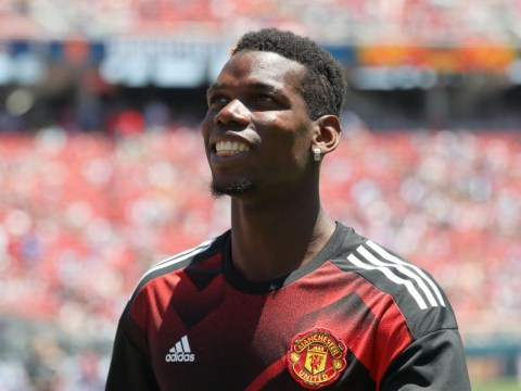 Paul Pogba ready to become Manchester United's main man after Neymar takes transfer record tag