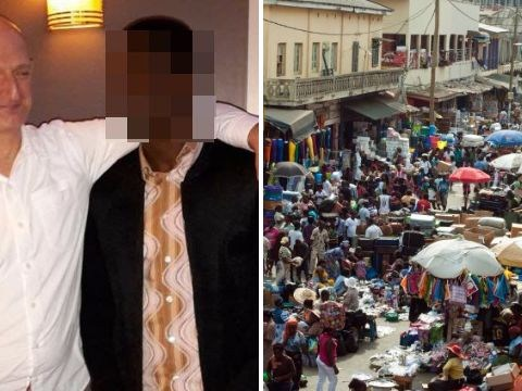Man deported to Ghana 'because he is not gay enough'