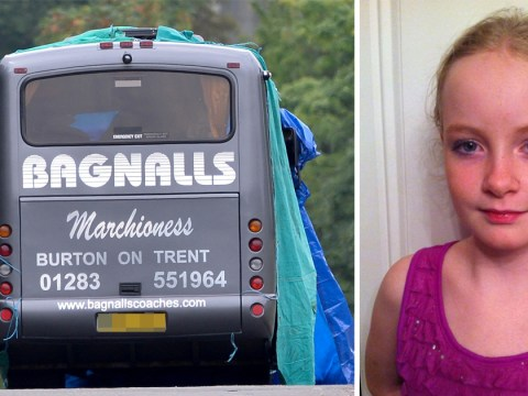 Pictured: Teenage girl who died after school bus crashed with bin lorry