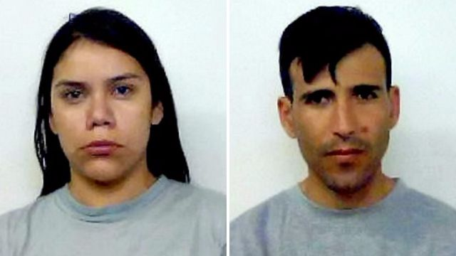 Chilean gangs are sending new burglars to the UK every two weeks