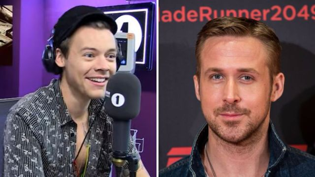 Ryan Gosling sends Harry Styles' heart racing in hilarious BBC Radio 1 challenge