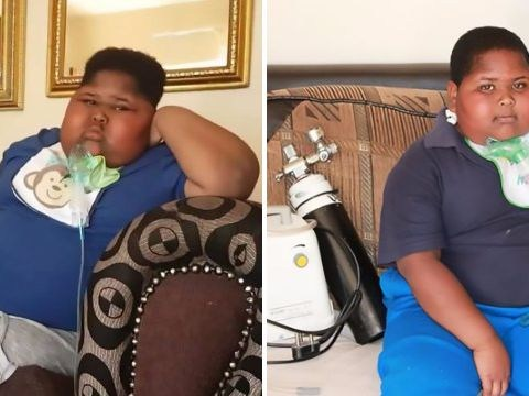 Boy, 10, eats rolls of toilet paper if he can't get food due to rare disorder
