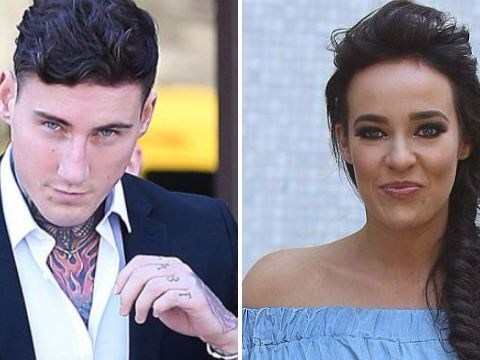Stephanie Davis and Jeremy McConnell 'separated by police' during row three days before she was taken to hospital and arrested
