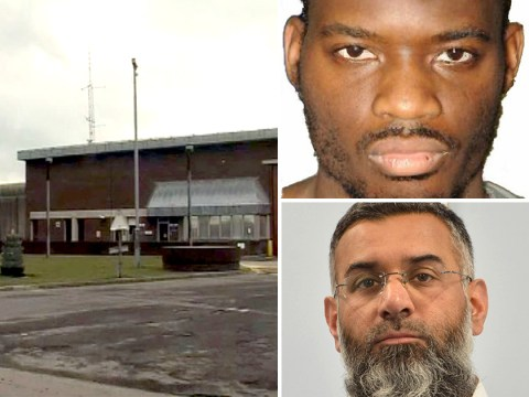 Lee Rigby murderer among first inmates to be moved into British 'jihadi jails'