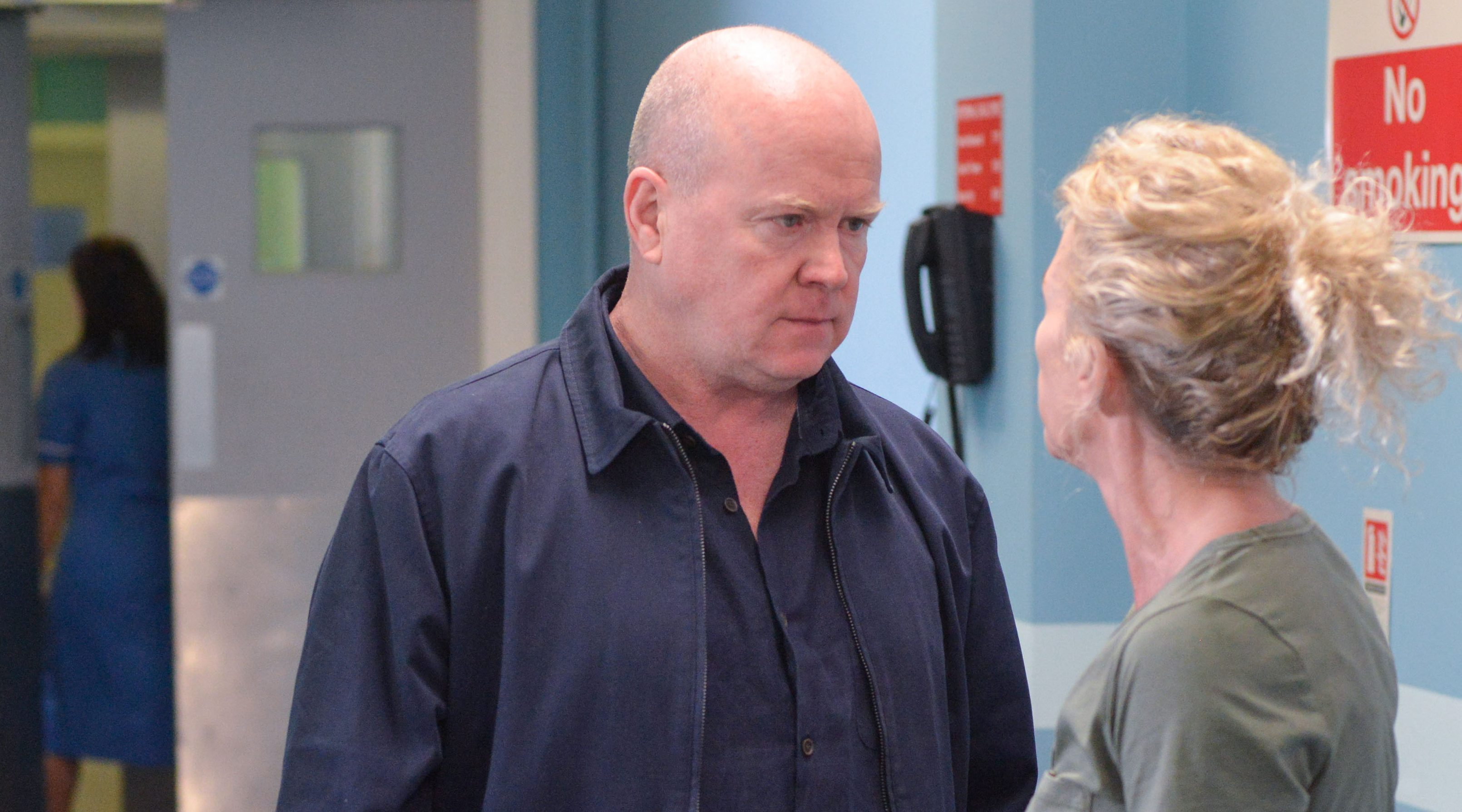 EastEnders spoilers: Lucy Benjamin reveals details on Lisa Fowler and Phil Mitchell's dramatic showdown