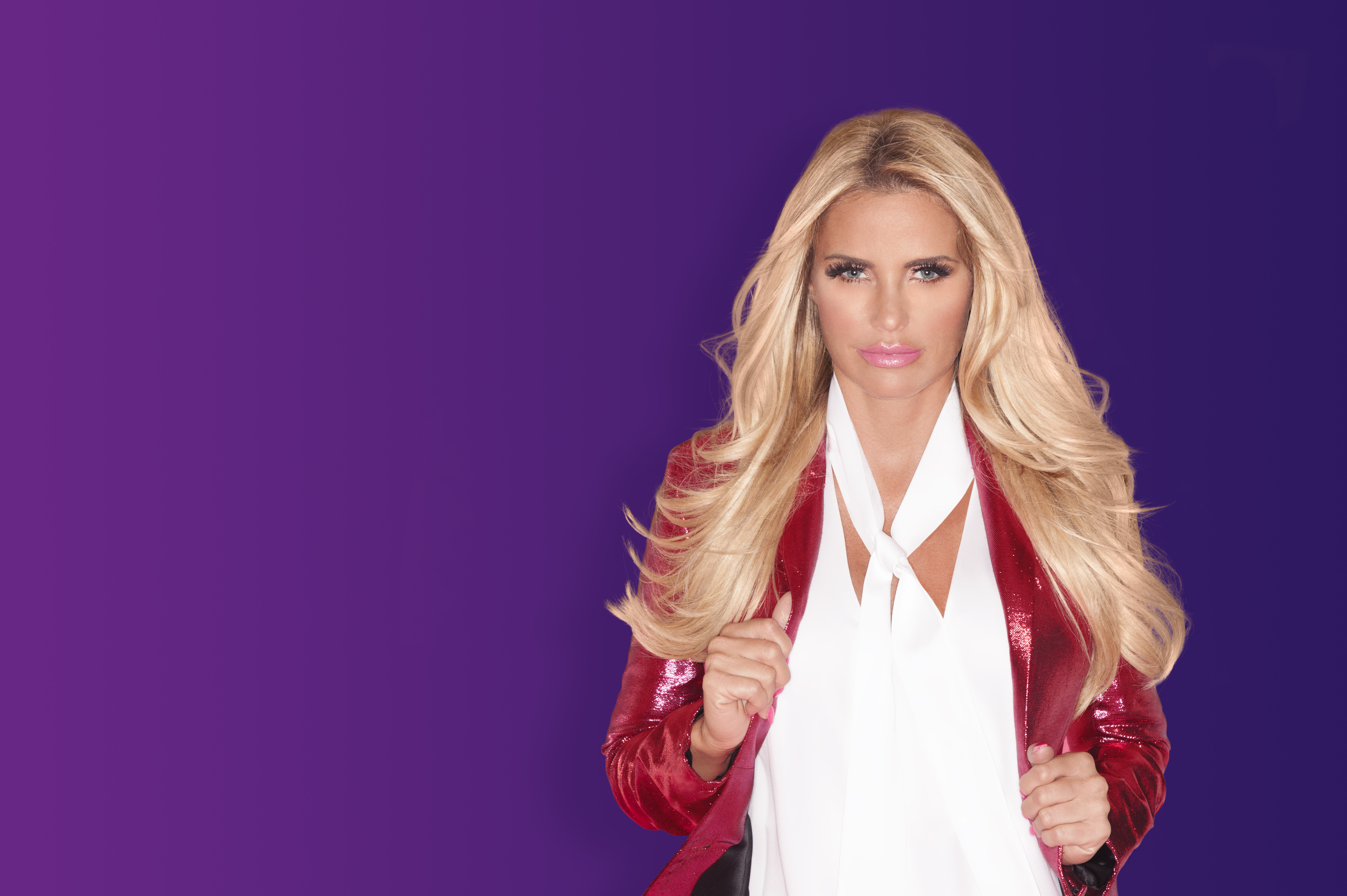 When is Katie Price: My Crazy Life on TV and what is her new show about?