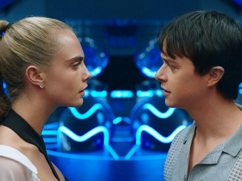 Competition: Win tickets to the premiere of Valerian And The City Of A Thousand Planets