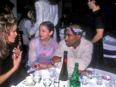 Tupac's letter to Madonna finally being auctioned, expected to sell for $300,000