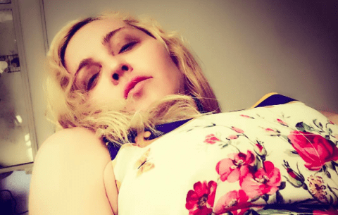 Madonna calls herself 'chubby' in bizarre Instagram post