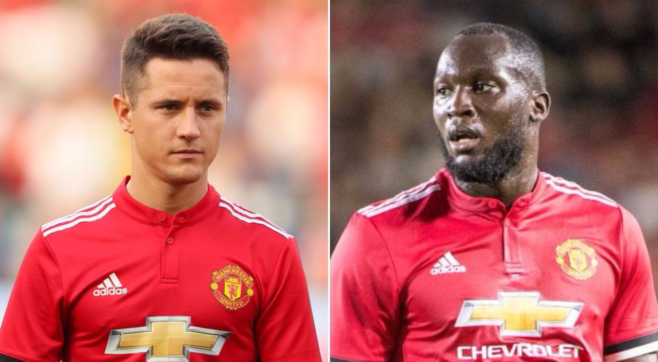 Ander Herrera hails Romelu Lukaku's hold-up play after Manchester United's win over Real Salt Lake