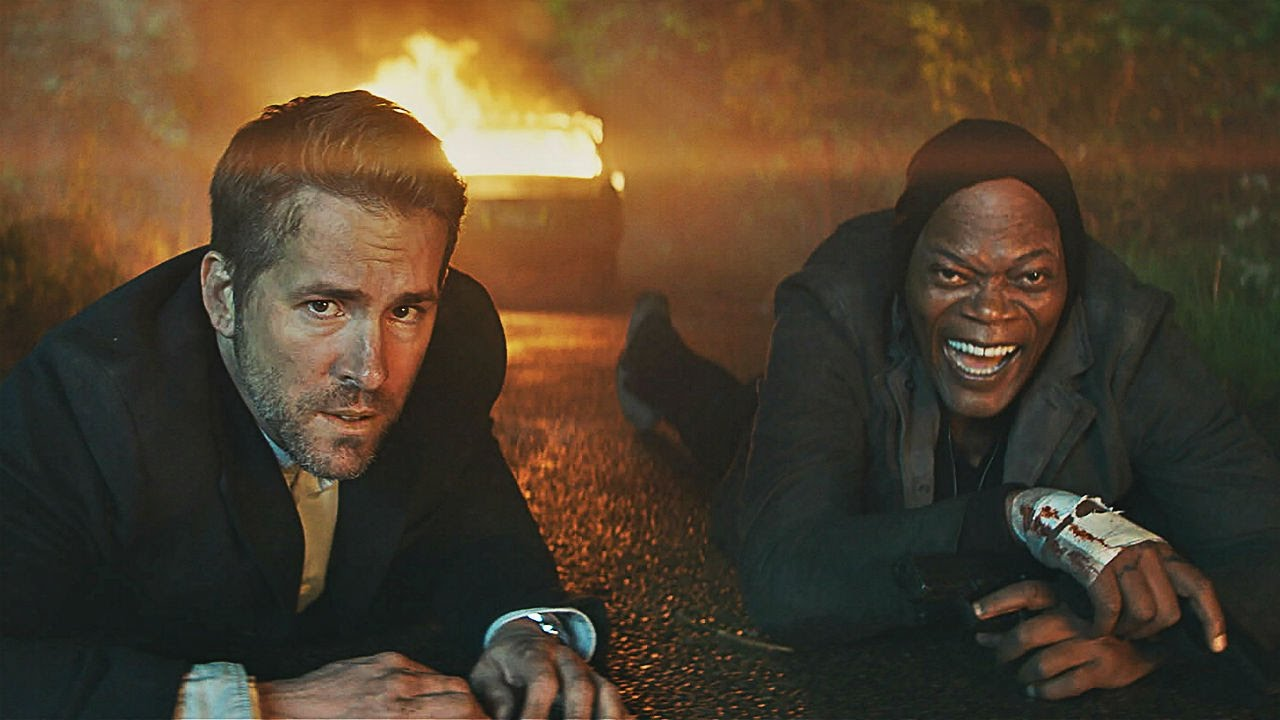 The Hitman's Bodyguard: Annoying and mediocre buddy film