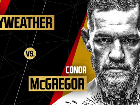 Here's how and when you can watch Floyd Mayweather vs Conor McGregor press conferences live