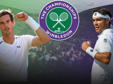 Wimbledon round three preview: Andy Murray v Fabio Fognini
