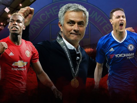 Unleashed: How Manchester United new boy Nemanja Matic will take Paul Pogba to a whole new level