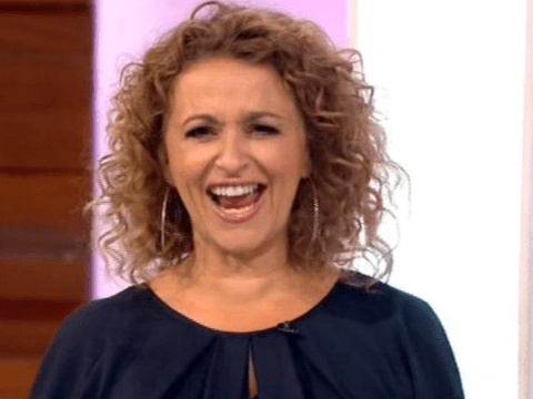 Nadia Sawalha vows to ditch extreme diets as she declares she's finally happy with her weight