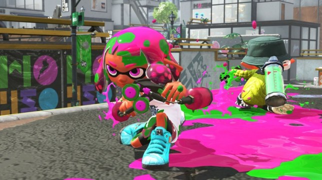 Splatoon 2 (NS) - a great game, but not a great sequel