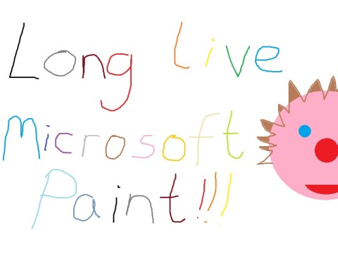 Microsoft pledges to keep Paint after 'outpouring of support' by fans