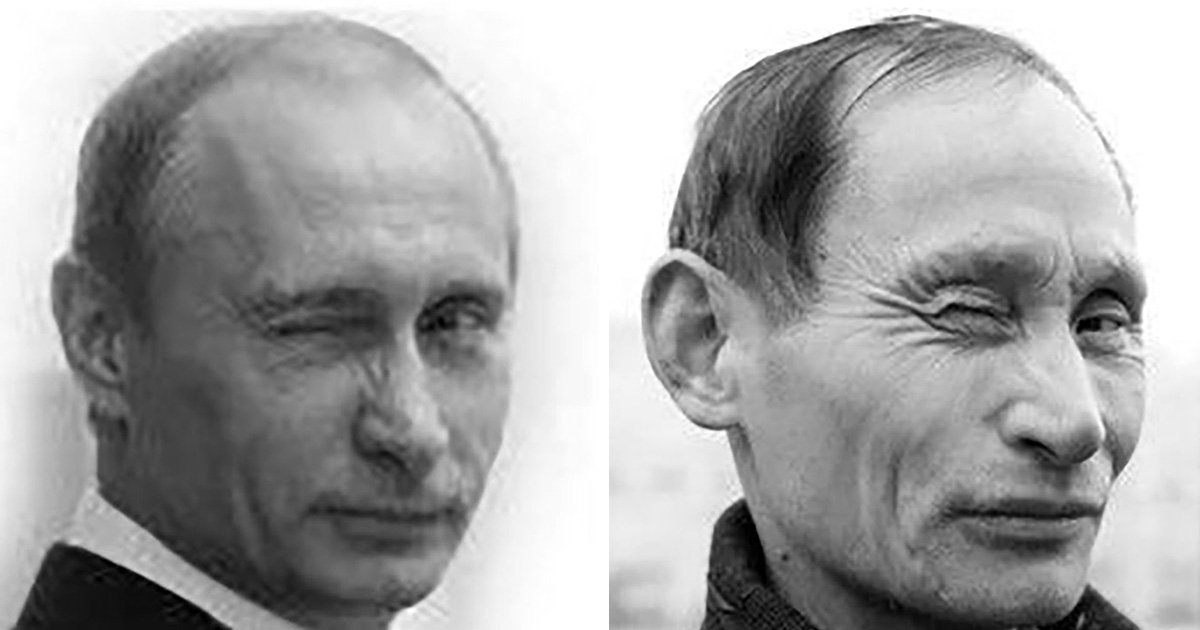 Meet the Chinese farmer with an uncanny resemblance to Vladimir Putin
