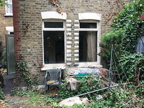 London's 'cheapest flat' goes on the market for £25,000