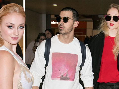 Sophie Turner finds it hard to date Joe Jonas because it's like 'living in a fishbowl'