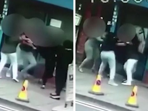 Woman 'assaulted outside hair salon in row over haircut'