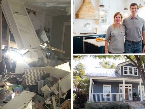 Drunk driver smashes into Fixer Upper home as owners say it's like living in 'Wild West'