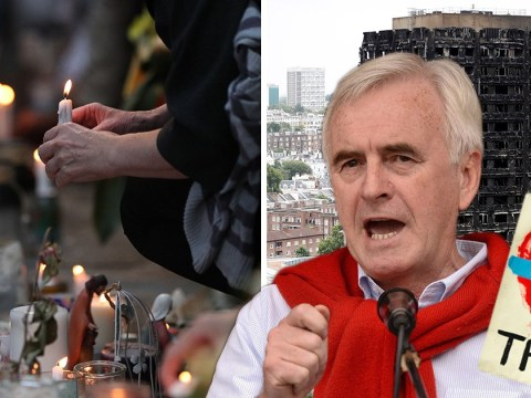 John McDonnell stands by claim Grenfell Tower fire was 'social murder'