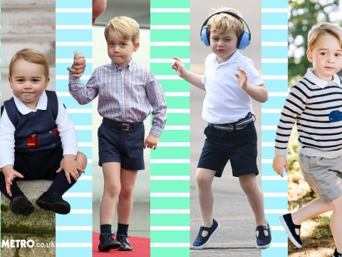 Why does Prince George always wear shorts? The burning question on everyone's lips answered here