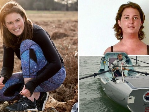 Brain tumour survivor solo rows Atlantic to raise £100k for hospital that saved her life