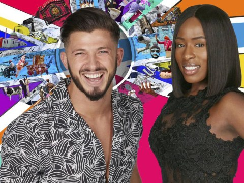 Hannah and Kieran have been booted out of the Big Brother house