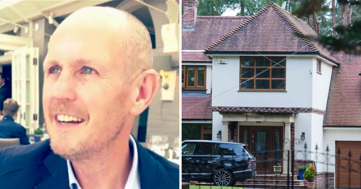 Multi-millionaire businessman killed himself because he thought wife was cheating